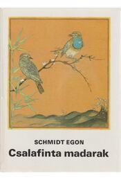 Csalafinta madarak - Schmidt Egon - Régikönyvek