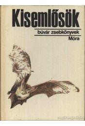 Kisemlősök - Schmidt Egon - Régikönyvek
