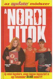 A Norbi titok - Schobert Norbert - Régikönyvek
