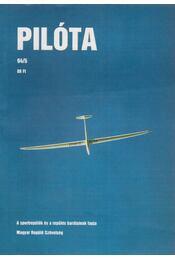Pilóta 94/5 - Schrank-Ambrus Sándor - Régikönyvek