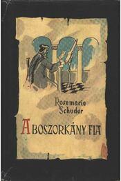 A boszorkány fia - Schuder, Rosemarie - Régikönyvek