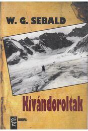Kivándoroltak - Sebald, W. G. - Régikönyvek