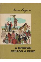 A bitófán csillog a fény - Seghers, Anna - Régikönyvek