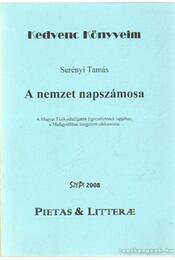 A nemzet napszámosa - Serényi Tamás - Régikönyvek