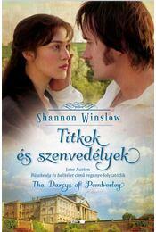 Titkok és szenvedélyek - Shannon Winslow - Régikönyvek