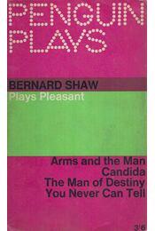 Plays Pleasant - Shaw, Bernard - Régikönyvek