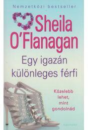 Egy igazán különleges férfi - Sheila O'Flanagan - Régikönyvek