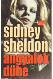 Angyalok dühe - Sidney Sheldon - Régikönyvek