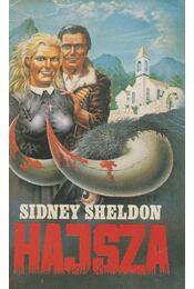 Hajsza - Sidney Sheldon - Régikönyvek