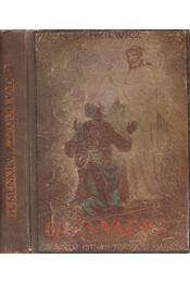 Quo Vadis?... - Sienkievicz, Henrik - Régikönyvek