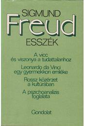 Esszék - Sigmund Freud - Régikönyvek