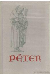Péter - Sík Csaba - Régikönyvek
