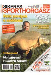 Sikeres Sporthorgász VIII. évf. (hiányos) - Régikönyvek
