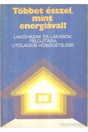 Többet ésszel, mint energiával! - Siklósi Norbert - Régikönyvek