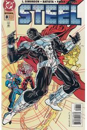Steel 8. - Simonson, Louise, Batista, Chris - Régikönyvek