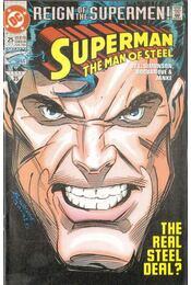 Superman: The Man of Steel 25. - Simonson, Louise, Bogdanove, Jon - Régikönyvek