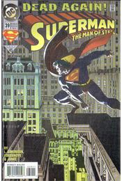 Superman: The Man of Steel 39. - Simonson, Louise, Bogdanove, Jon - Régikönyvek