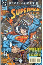 Superman: The Man of Steel 40. - Simonson, Louise, Bogdanove, Jon - Régikönyvek