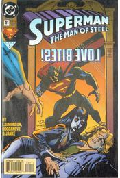Superman: The Man of Steel 41. - Simonson, Louise, Bogdanove, Jon - Régikönyvek