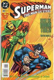 Superman: The Man of Steel 43. - Simonson, Louise, Bogdanove, Jon - Régikönyvek
