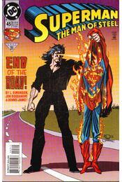 Superman: The Man of Steel 45. - Simonson, Louise, Bogdanove, Jon - Régikönyvek