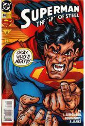 Superman: The Man of Steel 46. - Simonson, Louise, Bogdanove, Jon - Régikönyvek