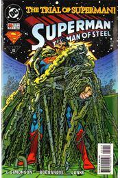 Superman: The Man of Steel 50. - Simonson, Louise, Bogdanove, Jon - Régikönyvek