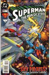 Superman: The Man of Steel 51. - Simonson, Louise, Bogdanove, Jon - Régikönyvek