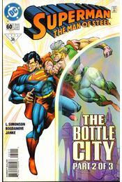 Superman: The Man of Steel 60. - Simonson, Louise, Bogdanove, Jon - Régikönyvek