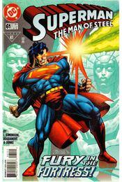 Superman: The Man of Steel 61. - Simonson, Louise, Bogdanove, Jon - Régikönyvek