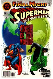 Superman: The Man of Steel 62. - Simonson, Louise, Bogdanove, Jon - Régikönyvek