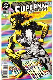 Superman: The Man of Steel 83. - Simonson, Louise, Eaton, Scot - Régikönyvek