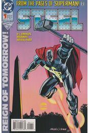 Steel 1. - Simonson, Louise, Jon Bogdanove, Batista, Chris - Régikönyvek