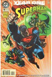 Superman: The Man of Steel Annual 4. - Simonson, Louise, Leon, John Paul - Régikönyvek