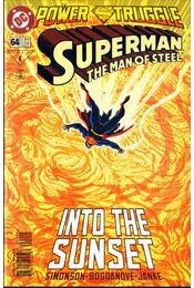 Superman: The Man of Steel 64. - Simonson, Louise, Lim, Ron - Régikönyvek