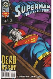 Superman: The Man of Steel 38. - Simonson, Louise - Régikönyvek