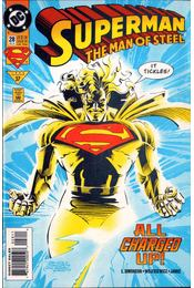 Superman: The Man of Steel 28. - Simonson, Louise, Wojtkiewicz, Chuck - Régikönyvek