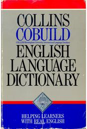 Collins COBUILD English Language Dictionary - SINCLAIR, JOHN - Régikönyvek