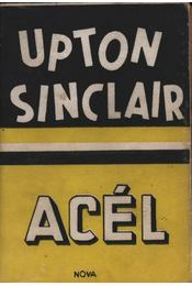 Acél - Sinclair, Upton - Régikönyvek