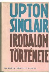 Upton Sinclair irodalom története - Sinclair, Upton - Régikönyvek