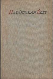Határtalan élet - Sipkay Barna - Régikönyvek