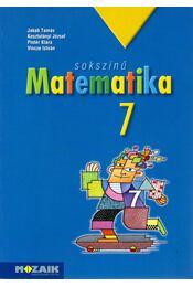 Sokszínű matematika 7. - Vincze István, Kosztolányi József, Pintér Klára, Jakab Tamás - Régikönyvek