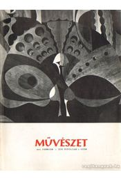 Művészet 1972. február XIII.évf. 2. szám - Solymár József - Régikönyvek