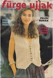 Fürge Ujjak 1993. 7. szám - Soós Éva (szerk.) - Régikönyvek