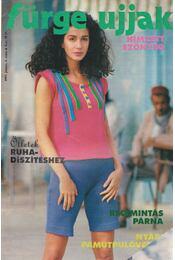 Fürge Ujjak 1993. június 6. szám - Soós Éva (szerk.) - Régikönyvek