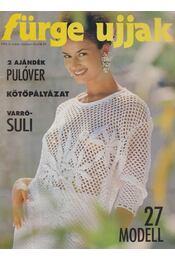 Fürge Ujjak 1994. 6. szám - Soós Éva (szerk.) - Régikönyvek