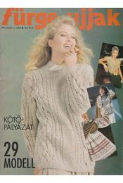 Fürge Ujjak 1994. jsnuár 1. szám - Soós Éva (szerk.) - Régikönyvek