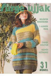 Fürge Ujjak 1995. 3. szám - Soós Éva (szerk.) - Régikönyvek