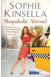 Shopaholic Abroad - Sophie Kinsella - Régikönyvek