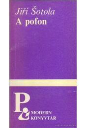 A pofon - Sotola, Jiri - Régikönyvek